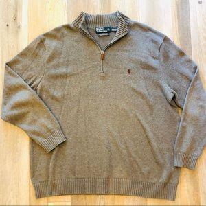 Polo Ralph Lauren High-Twist Cotton Sweater